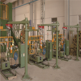 GD200 vertical coil packing machine