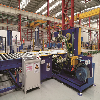 Horizontal Wire Coil Packing Line